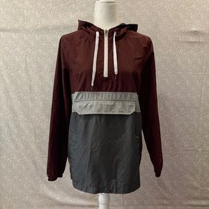 ☔️NWOT☔️ Women's Zine Ultimate Anorak Jacket